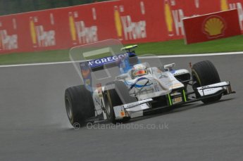 © Octane Photographic Ltd. 2011. Belgian Formula 1 GP, Practice session - Friday 26th August 2011. Digital Ref : 0170CB7D2487