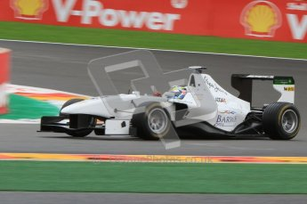 World © Octane Photographic Ltd. 2011. Belgian GP, GP3 Practice session - Saturday 27th August 2011.  Dean Smith of Addex Team. Digital Ref : 0204lw7d3708