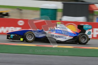 World © Octane Photographic Ltd. 2011. Belgian GP, GP3 Practice session - Saturday 27th August 2011. Maxim Zimin of Jenzer Motorsport. Digital Ref : 0204lw7d3743