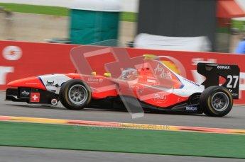 World © Octane Photographic Ltd. 2011. Belgian GP, GP3 Practice session - Saturday 27th August 2011. Simon Trummer of MW Arden. Digital Ref : 0204lw7d3855