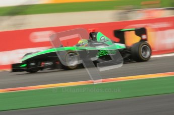 World © Octane Photographic Ltd. 2011. Belgian GP, GP3 Practice session - Saturday 27th August 2011.  Adrian Quaife-Hobbs of Marussia Manor Racing. Digital Ref : 0204lw7d3969