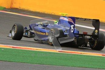 World © Octane Photographic Ltd. 2011. Belgian GP, GP3 Practice session - Saturday 27th August 2011. Callum MacLeod of Carlin. Digital Ref : 0204lw7d4003