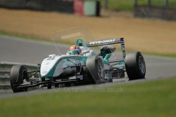 © Octane Photographic Ltd. 2011. British F3 – Brands Hatch, 18th June 2011. Digital Ref : 0146CB1D4685