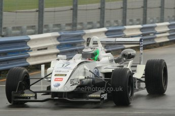 © Octane Photographic 2011 – British Formula 3 - Donington Park - Race 2. 25th September 2011. Digital Ref : 0186lw1d6581