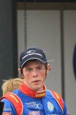 © Octane Photographic 2011 – British Formula 3 - Donington Park - Race 2. 25th September 2011, William Buller - Fortec Motorsport - Dallara F311 Mercedes HWA. Digital Ref : 0186lw1d7195