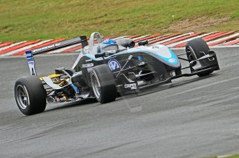 © Octane Photographic 2010. British Formula 3 Easter weekend April 5th 2010 - Oulton Park. Hitech Racing - Gabriel Dias. Digital Ref. 0049CB7D1019