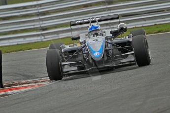 © Octane Photographic 2010. British Formula 3 Easter weekend April 5th 2010 - Oulton Park, Gabriel Dias - Hitech racing. Digital Ref. 0049CB7D1366