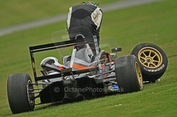 © Octane Photographic 2010. British Formula 3 Easter weekend April 5th 2010 - Oulton Park, Hywel Lloyd -  CF Racing with manor Motorsport. Digital Ref. 0049CB7D1377