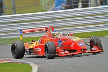 © Octane Photographic 2010. British Formula 3 Easter weekend April 5th 2010 - Oulton Park. Digital Ref. T-sport, James Cole. 0049CB7D1477