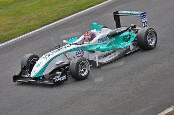 © Octane Photographic 2010. British Formula 3 Easter weekend April 5th 2010 - Oulton Park, Jazemann Jaafar - Carlin. Digital Ref. 0049LW40D1631