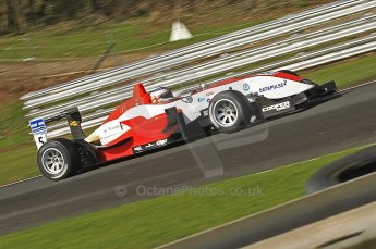 © Octane Photographic 2010. British Formula 3 Easter weekend April 3rd 2010 - Oulton Park. Litespeed F3, Jay Bridger. Digital Ref. 0049CB1D5106