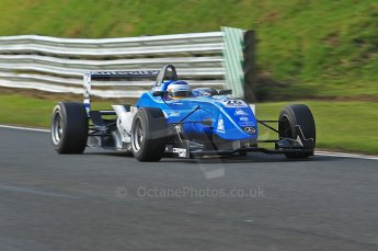 © Octane Photographic 2010. British Formula 3 Easter weekend April 3rd 2010 - Oulton Park, Carlos Heurtas - Raikkonen Robertson Racing. Digital Ref. 0049CB1D5244