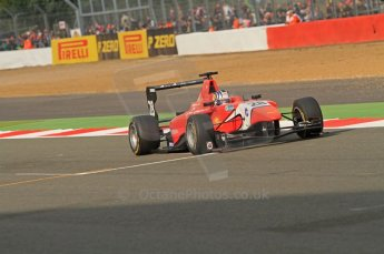 World © Octane Photographic Ltd. 2011. British GP, Silverstone, Sunday 9th July 2011. GP3 Race 2. Digital Ref: 0111LW7D6696