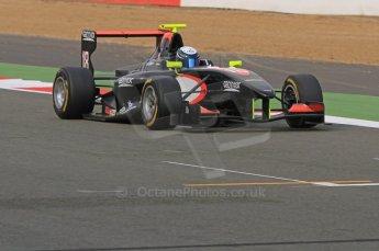 World © Octane Photographic Ltd. 2011. British GP, Silverstone, Sunday 9th July 2011. GP3 Race 2. Digital Ref: 0111LW7D6943
