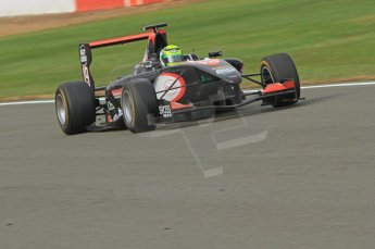 World © Octane Photographic Ltd. 2011. British GP, Silverstone, Sunday 9th July 2011. GP3 Race 2. Digital Ref: 0111LW7D7230
