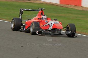 World © Octane Photographic Ltd. 2011. British GP, Silverstone, Sunday 9th July 2011. GP3 Race 2. Digital Ref: 0111LW7D7311