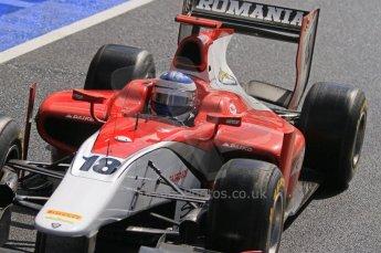 World © Octane Photographic Ltd. 2011. British GP, Silverstone, Saturday 9th July 2011. GP2 Race 1. Michael Herck - Scuderia Coloni Digital Ref: 0109LW7D6353