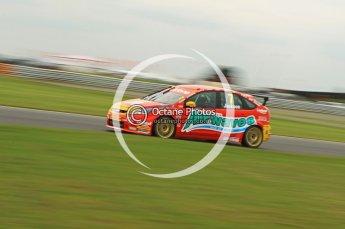 © Octane Photographic Ltd. 2011. British Touring Car Championship – Snetterton 300, Matt Jackson - Ford Focus - Airwaves Racing. Saturday 6th August 2011. Digital Ref : 0121CB1D3175