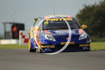 © Octane Photographic Ltd. 2011. British Touring Car Championship – Snetterton 300, Andrew Jordan - Vauxhall Vectra - Pirtek Racing. Saturday 6th August 2011. Digital Ref : 0121CB7D8700