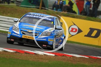 © Octane Photographic Ltd. 2011. British Touring Car Championship – Snetterton 300, Jason Plato - Chevrolet Cruze - Silverline. Saturday 6th August 2011. Digital Ref : 0121CB7D9462