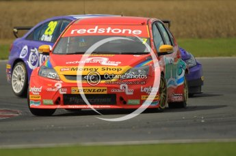 © Octane Photographic Ltd. 2011. British Touring Car Championship – Snetterton 300. Sunday 7th August 2011. Digital Ref : 0124CB1D4312