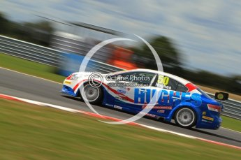 © Octane Photographic Ltd. 2011. British Touring Car Championship – Snetterton 300, Tony Hughes - Toyota Avensis - Speedworks Motorsport. Sunday 7th August 2011. Digital Ref : 0124CB7D0065