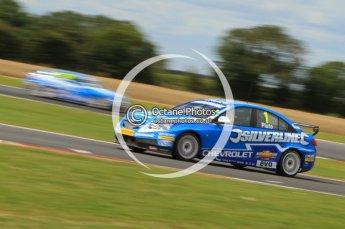 © Octane Photographic Ltd. 2011. British Touring Car Championship – Snetterton 300, Jason Plato - Chevrolet Cruze - Silverline Chevrolet. Sunday 7th August 2011. Digital Ref : 0124CB7D0070