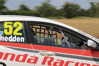 © Octane Photographic Ltd. 2011. British Touring Car Championship – Snetterton 300, Sunday 7th August 2011. Gordon Shedden - Honda Civic - Honda Racing Team. Digital Ref : 0124LW7D0015