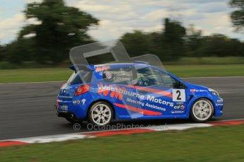 © 2011 Octane Photographic Ltd. Clio Cup - Snett - 6th August 2011. Digital Ref : 0224lw7d0324-2