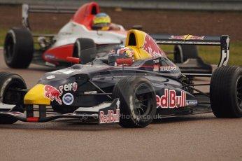 World © Octane Photographic Ltd/ Carl Jones. Daniil Kvyat Formula Renault 2.0 - Rockingham 12th November 2011 Digital ref : 0876cjsony05189.jpg