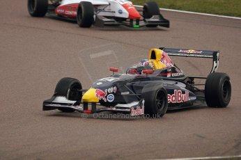 World © Octane Photographic Ltd/ Carl Jones. Daniil Kvyat Formula Renault 2.0 - Rockingham 12th November 2011 Digital ref : 0876cjsony05515.jpg