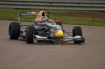 World © Octane Photographic Ltd/ Carl Jones. Daniil Kvyat Formula Renault 2.0 - Rockingham 12th November 2011 Digital ref : 0876cjsony05590.jpg
