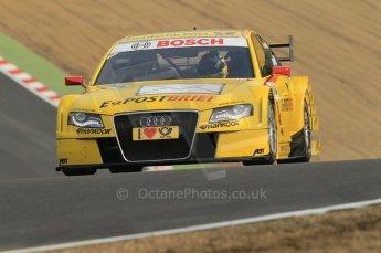 © Octane Photographic Ltd. 2011. DTM Round 7– Brands Hatch. Practice 1. Friday 2nd September 2011. Digital Ref : 0171CB1D1236