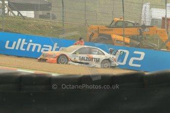 © Octane Photographic Ltd. 2011. DTM Round 7– Brands Hatch. Practice 1. Friday 2nd September 2011. Digital Ref : 0171CB1D1253