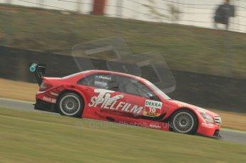 © Octane Photographic Ltd. 2011. DTM Round 7– Brands Hatch. Practice 1. Friday 2nd September 2011. Digital Ref : 0171CB1D1258