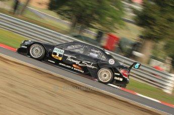 © Octane Photographic Ltd. 2011. DTM Round 7– Brands Hatch. Practice 1. Friday 2nd September 2011. Digital Ref : 0171CB7D1010