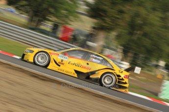 © Octane Photographic Ltd. 2011. DTM Round 7– Brands Hatch. Practice 1. Friday 2nd September 2011. Digital Ref : 0171CB7D1013