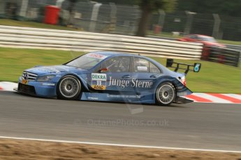 © Octane Photographic Ltd. 2011. DTM Round 7– Brands Hatch. Practice 1. Friday 2nd September 2011. Digital Ref : 0171CB7D1109