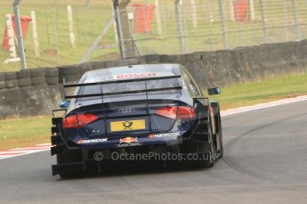 © Octane Photographic Ltd. 2011. DTM Round 7– Brands Hatch. Practice 1. Friday 2nd September 2011. Digital Ref : 0171CB7D1130
