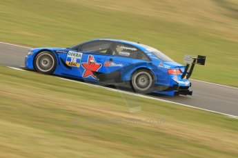 © Octane Photographic Ltd. 2011. DTM Round 7– Brands Hatch. Practice 1. Friday 2nd September 2011. Digital Ref : 0171CB7D1220