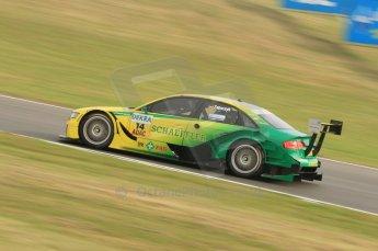 © Octane Photographic Ltd. 2011. DTM Round 7– Brands Hatch. Practice 1. Friday 2nd September 2011. Digital Ref : 0171CB7D1247
