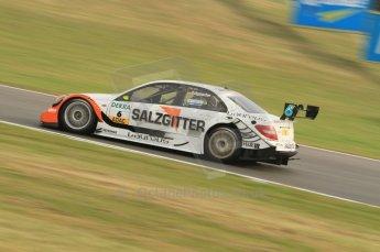 © Octane Photographic Ltd. 2011. DTM Round 7– Brands Hatch. Practice 1. Friday 2nd September 2011. Digital Ref : 0171CB7D1252