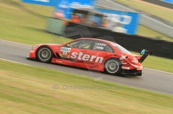 © Octane Photographic Ltd. 2011. DTM Round 7– Brands Hatch. Practice 1. Friday 2nd September 2011. Digital Ref : 0171CB7D1258