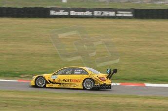 © Octane Photographic Ltd. 2011. DTM Round 7– Brands Hatch. Practice 1. Friday 2nd September 2011. Digital Ref : 0171CB7D1363