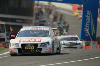 © Octane Photographic Ltd. 2011. DTM Round 7– Brands Hatch. Practice 2. Friday 2nd September 2011. Digital Ref : 0172CB1D1794