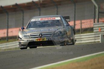 © Octane Photographic Ltd. 2011. DTM Round 7– Brands Hatch. Practice 2. Friday 2nd September 2011. Digital Ref : 0172CB1D1998