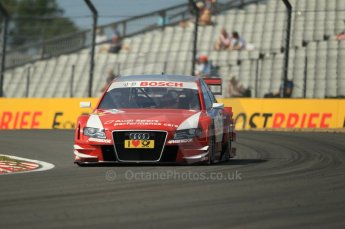 © Octane Photographic Ltd. 2011. DTM Round 7– Brands Hatch. Practice 2. Friday 2nd September 2011. Digital Ref : 0172CB1D2078