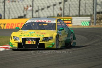 © Octane Photographic Ltd. 2011. DTM Round 7– Brands Hatch. Practice 2. Friday 2nd September 2011. Digital Ref : 0172CB1D2091