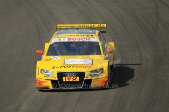 © Octane Photographic Ltd. 2011. DTM Round 7– Brands Hatch. Practice 2. Friday 2nd September 2011. Digital Ref : 0172CB1D2122