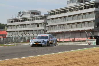 © Octane Photographic Ltd. 2011. DTM Round 7– Brands Hatch. Practice 2. Friday 2nd September 2011. Digital Ref : 0172CB7D1600